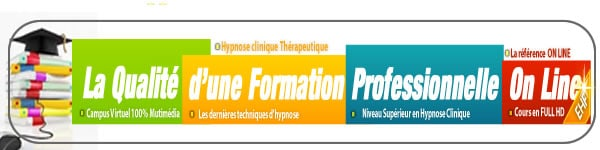 L'École d'Hypnose Francophone, centre de formation en hypnothérapie
