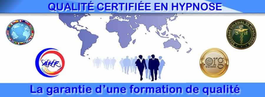 Formation certifiante en hypnose