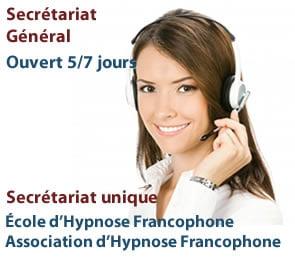 Renseignements sur la durée des formations en hypnose