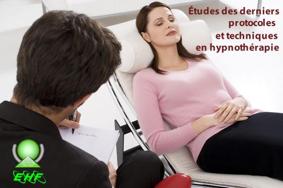 formations hypnotherapie clinique