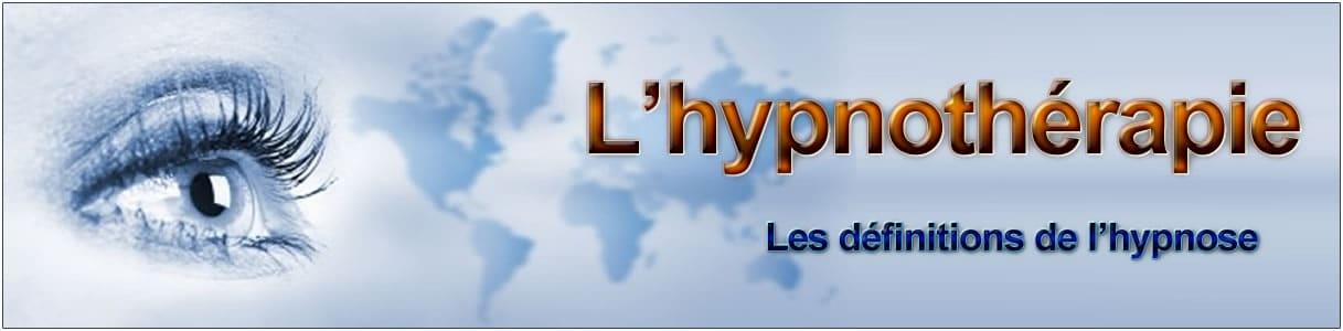 hypnothérapie hypnose transe état modifié